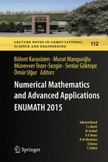 Numerical Mathematics and Advanced Applications  ENUMATH 2015