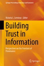Building Trust in Information