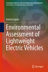Environmental Assessment of Lightweight Electric Vehicles