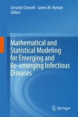Mathematical and Statistical Modeling for Emerging and Re-emerging Infectious Diseases