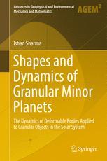 Shapes and Dynamics of Granular Minor Planets