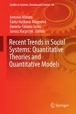 Perceptions of the family receiving social benefits regarding recent trends in social systems quantitative theories and quantitative models fandeluxe Images