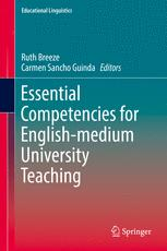 Essential Competencies for English-medium University Teaching