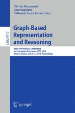 Graph-Based Representation and Reasoning