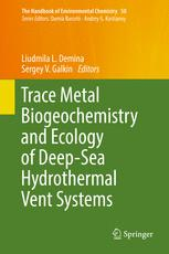 Trace Metal Biogeochemistry and Ecology of Deep-Sea Hydrothermal Vent Systems