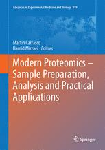 Modern Proteomics – Sample Preparation, Analysis and Practical Applications