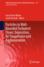 Particles in Wall-Bounded Turbulent Flows: Deposition, Re-Suspension and Agglomeration