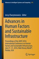 Advances in Human Factors and Sustainable Infrastructure