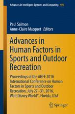 Advances in Human Factors in Sports and Outdoor Recreation