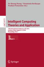 Intelligent Computing Theories and Application