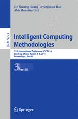 Intelligent Computing Methodologies