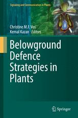 Belowground Defence Strategies in Plants