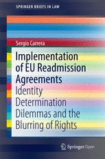 Implementation of EU Readmission Agreements