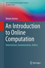 An Introduction to Online Computation
