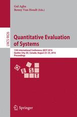 Quantitative Evaluation of Systems