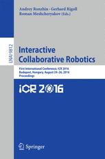 Interactive Collaborative Robotics
