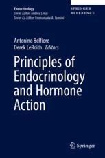 Principles of Endocrinology and Hormone Action