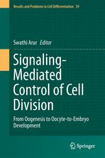Signaling-Mediated Control of Cell Division