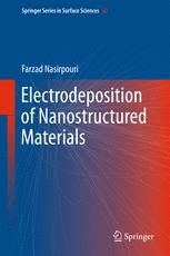Electrodeposition of Nanostructured Materials