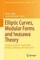 Elliptic Curves, Modular Forms and Iwasawa Theory