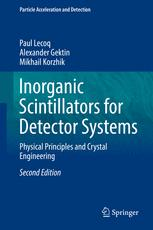 Inorganic Scintillators for Detector Systems : Physical Principles and Crystal Engineering