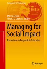 Managing for Social Impact