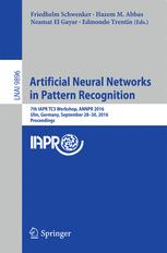 Artificial Neural Networks in Pattern Recognition