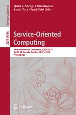 Service-Oriented Computing