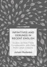 Infinitives and Gerunds in Recent English