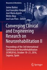 Converging Clinical and Engineering Research on Neurorehabilitation II