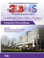 Proceedings of the 2nd International Congress on 3D Materials Science