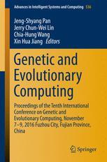 Genetic and Evolutionary Computing