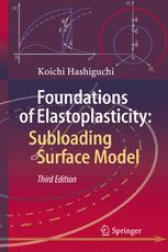 Foundations of Elastoplasticity: Subloading Surface Model :