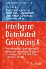 Intelligent Distributed Computing X