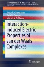Interaction-induced Electric Properties of van der Waals Complexes
