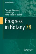 Progress in Botany Vol. 78