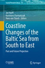 Coastline Changes of the Baltic Sea from South to East