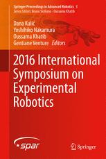 2016 International Symposium on Experimental Robotics