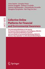 Collective Online Platforms for Financial and Environmental Awareness