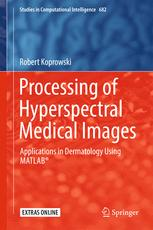 Processing of Hyperspectral Medical Images