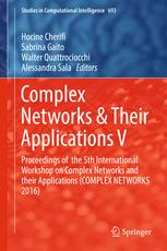 Complex Networks & Their Applications V