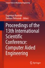 Proceedings of the 13th International Scientific Conference