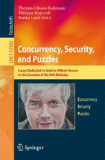 Concurrency, Security, and Puzzles