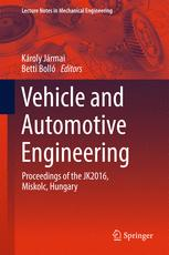 Vehicle and Automotive Engineering