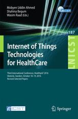 Internet of Things Technologies for HealthCare