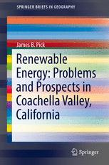 Renewable Energy: Problems and Prospects in Coachella Valley, California