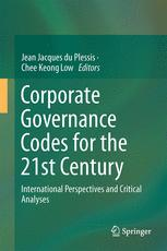 Corporate Governance Codes for the 21st Century