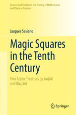 Magic Squares in the Tenth Century