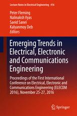 Emerging Trends in Electrical, Electronic and Communications Engineering