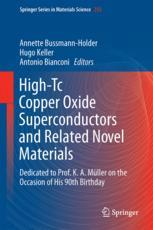 High-Tc Copper Oxide Superconductors and Related Novel Materials
